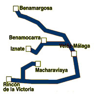 rutasolyaguacate - Ruta del Sol y del Aguacate