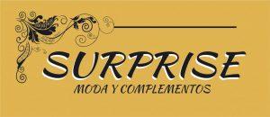 logo surprise moda 1 300x130 - Surprise, moda y complementos