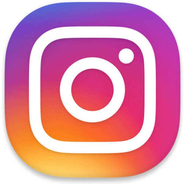 instagram logo - Bar Freiduría Villamar Casa Federico