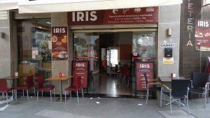 IRIS1 300x169 - Cafetería Iris
