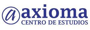 AXIOMA LOGO 300x101 - Centros de Estudios