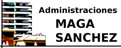 Logo MAGA SANCHEZ - Administraciones MAGA SANCHEZ